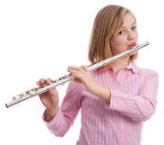 Flute lessons by Mastering Music